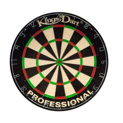 Kings Dart Profi Turnier-Dartscheibe