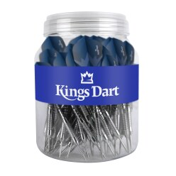 Kings Dart® Steel-Turnier-Dartpfeile