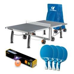 "cornilleau Tischtennisplatte  ""PRO 540 Outdoor""-Set"