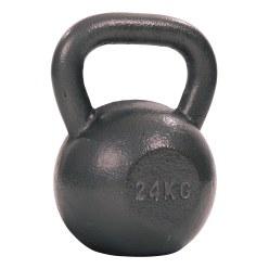 Sport-Thieme® Kettlebell Hammerschlag, lackiert, Grau