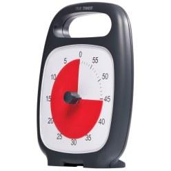 """Time Timer """"Plus"""" 60 Minuten, Schwarz"""