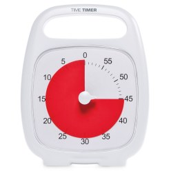 "Time Timer® ""Plus"" 60 Minuten, Schwarz"