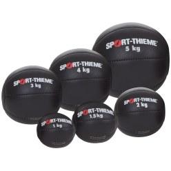 "Sport-Thieme Medizinball-Set ""Schwarz"""