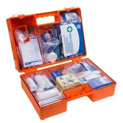 Soforthilfe-Koffer für Kindergarten und Grundschule