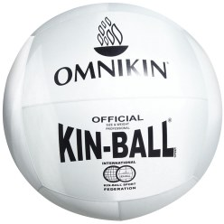 Omnikin Kin-Ball Sport Ball Grau