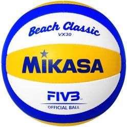 "Mikasa Beachvolleyball  ""Beach Classic VX30"""