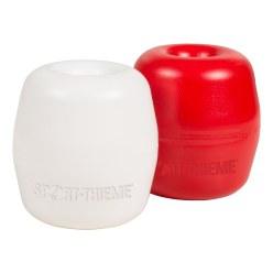 Sport-Thieme® Hostalen-Kugel, 8 mm Bohrung Weiß