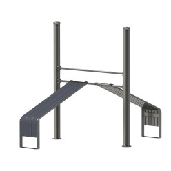 "Turnbar® Bench ""Legcrunch"""