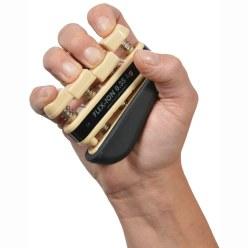 """Handtrainer """"Flex-Ion"""" Rot - 1,4 kg/Finger"""