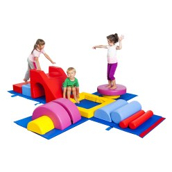 Softplay Gymnastik-Box Mini