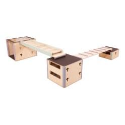 """Cube Sports® Bewegungslandschaft U3 """"Set III"""""""