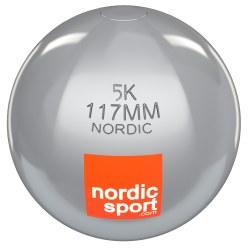 Nordic Wettkampf-Stoßkugel