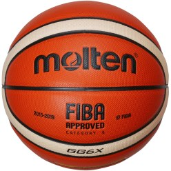 """Molten® Basketball  """"GG6X"""" und """"GG7X"""""""