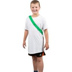 Mannschaftsband Rot, Erwachsene, L: ca. 60 (120) cm