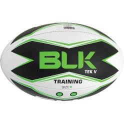 """BLK® Rugbyball """"Tek V"""""""