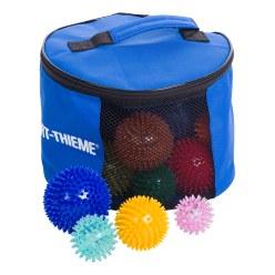 Sport-Thieme Noppenball-Set mit Tasche
