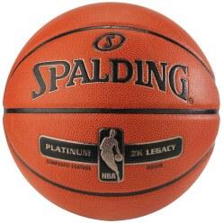 "Spalding® Basketball ""NBA Platinum ZK Legacy"""