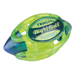 "Tangle® Nightball™ ""Football"""