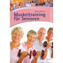 """Buch """"Muskeltraining für Senioren"""""""