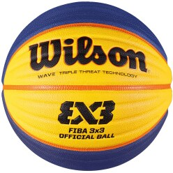 "Wilson® Basketball ""FIBA 3x3 Official"""
