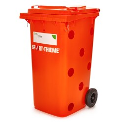 "Balltonne ""All-in"" Orange"