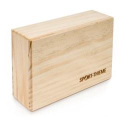 """Sport-Thieme Yoga-Block """"Holz"""""""