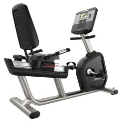 "Life Fitness Recumbent Bike ""Club Series+"""