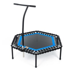 bellicon Jumping Fitness Trampolin Neongrün