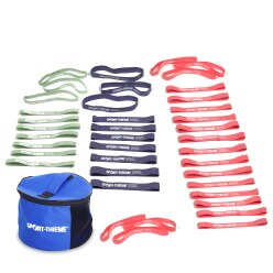 "Sport-Thieme® Schul- und Vereinsset ""Rubberbands"""