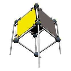 Lappset® Tic Tac Cube M