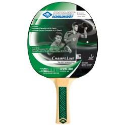 "DONIC® Schildkröt Tischtennisschläger  ""Champs 400"""