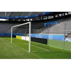 Sport-Thieme Stadion-Großfeldtor 7,32x2,44 m, vollverschweißt mit SimplyFix