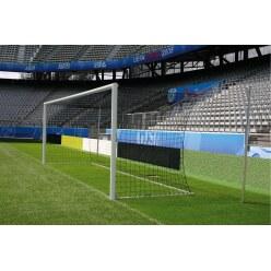 Sport-Thieme Großfeld-Fußballtor, eckverschweißt mit SimplyFix