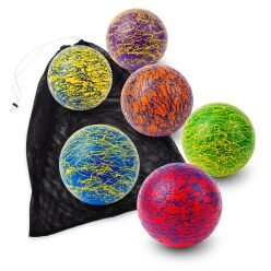 "Sport-Thieme Schaumstoffball-Set ""Skin-Softi Spider"""