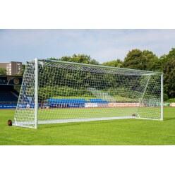"""Sport-Thieme Großfeld-Fußballtor 7,32x2,44 m """"Safety"""", mit integraler Netzaufhängung SimplyFix"""