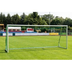 Sport-Thieme® Jugendfußballtor  5x2 m, Frei stehend, vollverschweißt mit Netzbefestigung SimplyFix