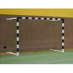 Sport-Thieme® Hallenhandballtor  3x2 m, schwenkbar, mit Wandbefestigung inkl. Netzbefestigung SimplyFix
