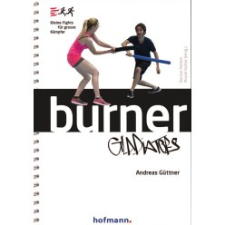 "Buch ""Burnermotion® Gladiators"""