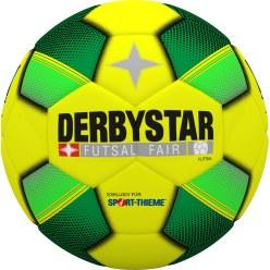 """Derbystar Futsalball  Fairtrade """"Futsal Fair"""""""
