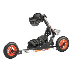 "Skike® Cross-Skater ""V9 Fire 150"""