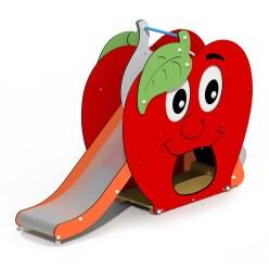 "Europlay® Rutsche ""Apfel"""