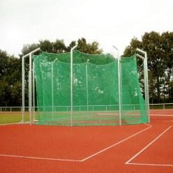 Diskus-Schutzgitter 6m