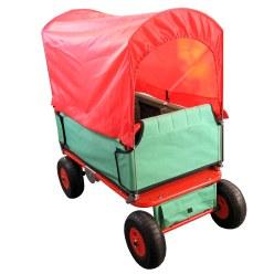 Eckla Planendach für Faltbollerwagen