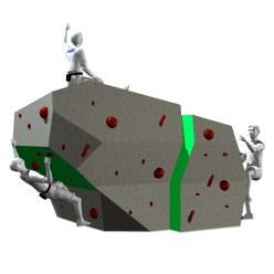 """OnTop Boulderwand  """"Elfenstein"""""""