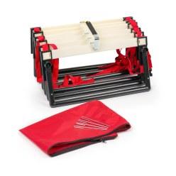 Sport-Thieme® Hürden- und Koordinationsleiter, höhenverstellbar