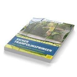 """Meyer & Meyer Verlag Buch """"Sicher Trampolinspringen"""""""