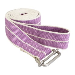 "Sport-Thieme Yoga-Gurt ""Purple"""