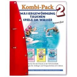 """Kombi-Pack 2 """"Wassergewöhnung, Tauchen und Spiele"""""""