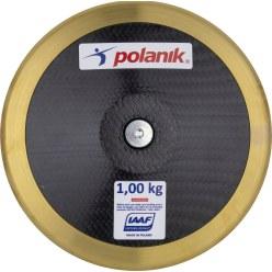 "Polanik Wettkampf-Diskus ""CCD14 Carbon"""