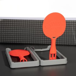 "Tischtennis-Trainings-Tool ""Flip Paddle"", 5er Set"